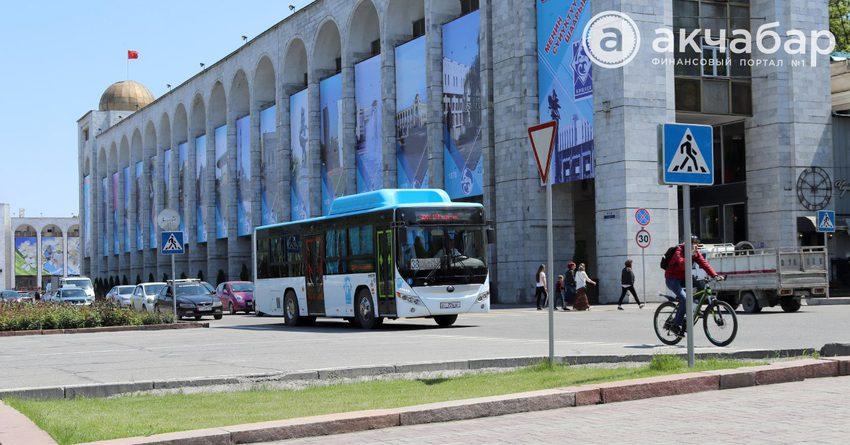 В 2020 году в Бишкеке появятся автоматизированные парковки