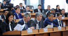 В Кыргызстане министрам запретили выражать свое мнение