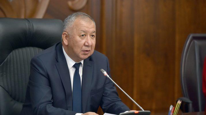 Кубатбек Боронов назначен премьер-министром КР
