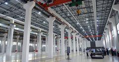 В Оше автостроительный завод будет выпускать электробусы