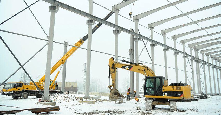 Китайская компания забрала за долги Каиндинский кабельный завод и строит там новый металлозавод
