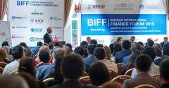 В Бишкеке пройдет Международный финансовый форум BIFF-2017