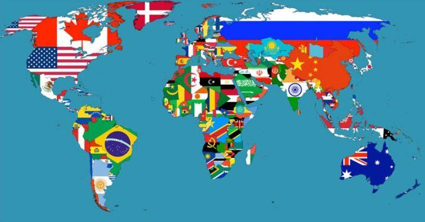 Global Finance определил ТОП-10 богатейших стран мира