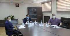 КР приняла участие в заседании Совета глав подразделений финразведки СНГ