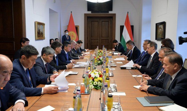 Венгрия предоставит Кыргызстану кредит в $50 млн