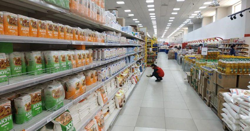 Заболевший сотрудник гипермаркета столицы контактировал с 48 людьми