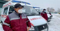 Мэрия Бишкека потратила 13 млн сомов на машины скорой помощи