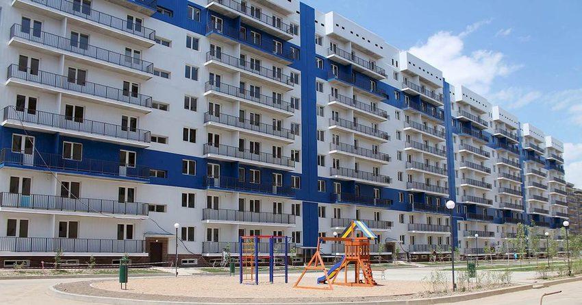 В Казахстане начало дорожать новое жилье