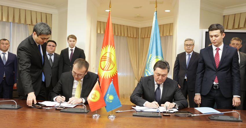 С 3 декабря кыргызско-казахская граница начнет работать в обычном режиме