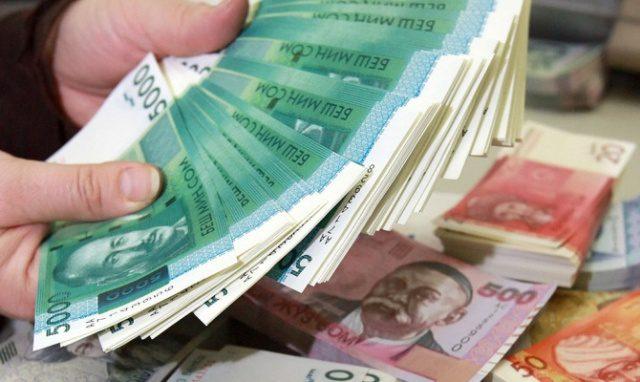 С начала года сельское хозяйство и сфера торговли получили займы на 7.6 млрд сомов