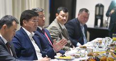 Абылгазиев: Поддержка бизнеса– одно из главных условий развития агропромышленности