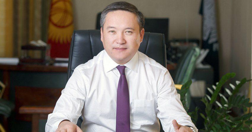 Замирбек Осмонов освобожден отдолжности главы ГНС и назначен председателем ГСБЭП