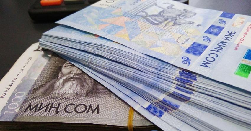 Кыргызстанцы хранят более 63% депозитов в сомах