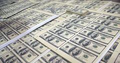 На сдерживание курса доллара в январе НБКР потратил $17.65 млн
