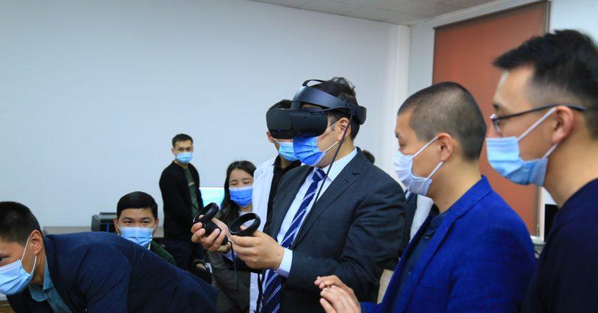 В Кыргызском аграрном университете открылся бизнес-инкубатор