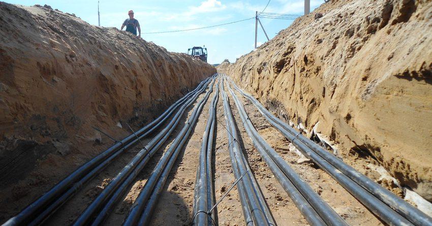 В Бишкеке новостройку подключили к сети электроснабжения за 1 млн сомов