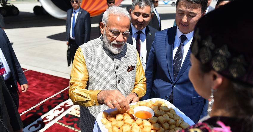 В Бишкеке состоятся официальный визит премьер-министра Индии и кыргызско-индийский бизнес-форум