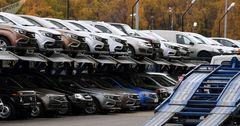 В КР выявили контрабанду автомобилей на 13 млн сомов