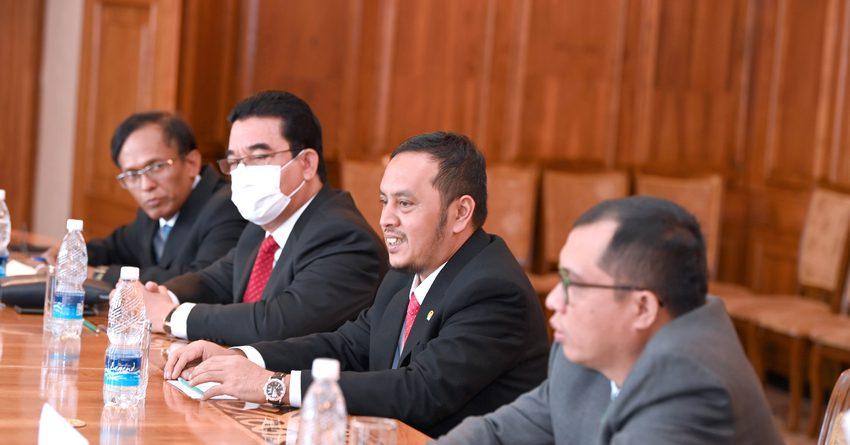 Индонезия заинтересована в расширении торгово-экономического сотрудничества с КР