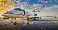 В КР отменены некоторые международные авиарейсы