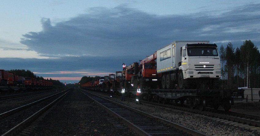Новый железнодорожный маршрут открылся между Казахстаном и Китаем