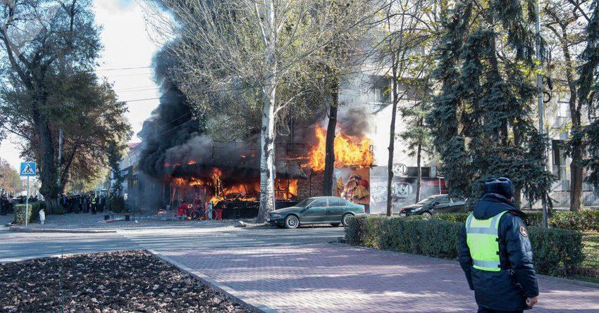 Абылгазиев взял на контроль расследование взрывов в Бишкеке