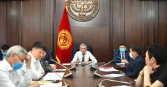 Асрандиев: Возвращение иностранных специалистов в КР возобновит инвестпроекты