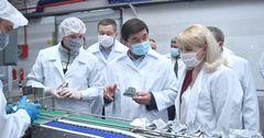 РКФР рассматривает поддержку завода по переработке молока в Токмоке