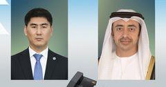 Кыргызстан и ОАЭ обсудили развитие двустороннего сотрудничества
