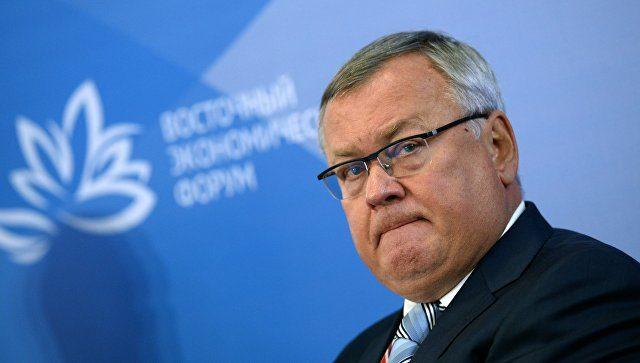 «ВТБ банк» намерен отказаться от использования доллара