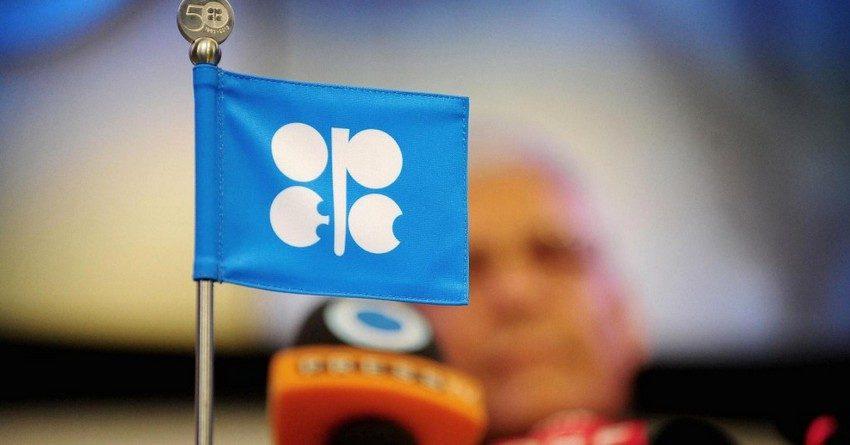 Цена на баррель нефти ОПЕК упала ниже $39