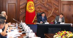 Премьер-министр КР пообещал преференции банкам, открывающим головные офисы в регионах