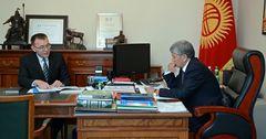 Президент поручил продолжить работу по снижению процентных ставок для фермеров и предпринимателей