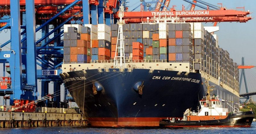 На фоне опасений начала торговой войны с США китайский экспорт упал до минимумов 2009 года