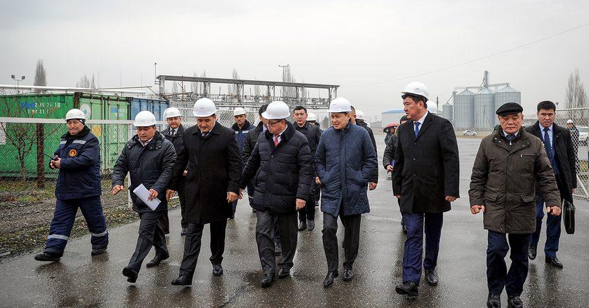 Исаков: Для развития «Кыргызнефтегаза»нужно привлекать инвестиции