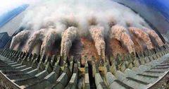 В Китае стартовало строительство второй по величине в мире ГЭС «Байхэтань»
