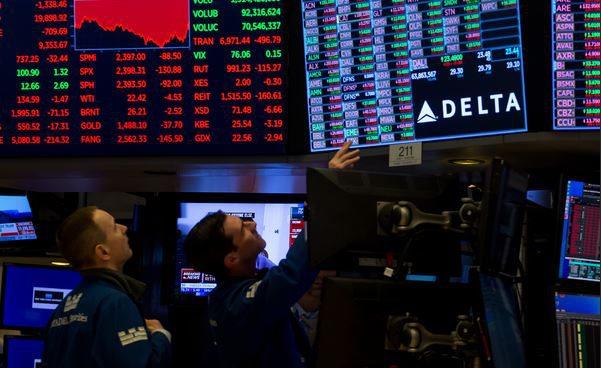 Индекс Dow Jones показал худший результат за 124 года
