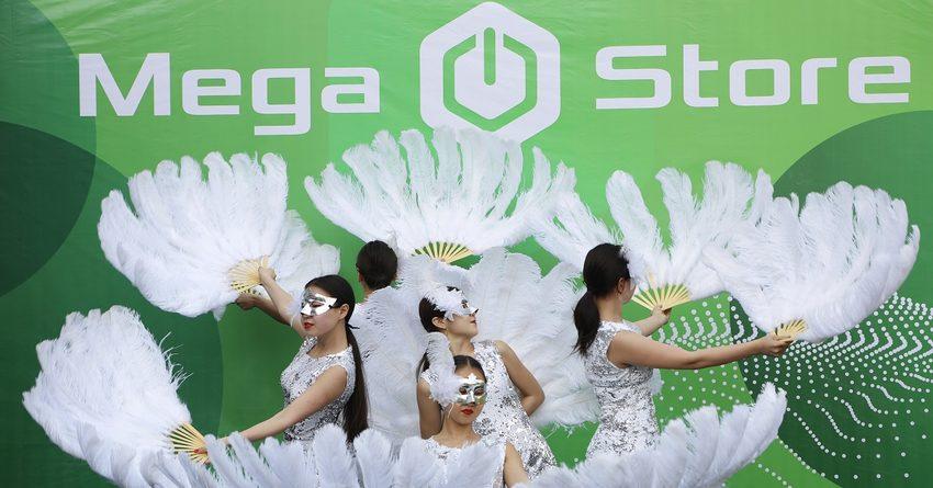 Добро пожаловать в новый MegaStore, который распахнул свои двери в ТЦ Beta Stores-2!