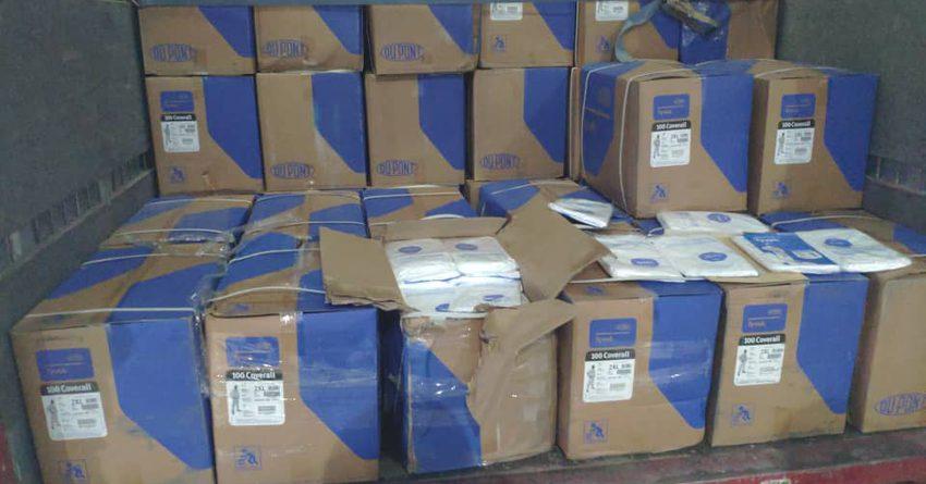 ГПС пресекла попытки вывоза медтоваров на 46 млн сомов
