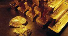 Цены на золото выросли на 2.3%