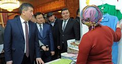 Объем производства легкой промышленности в КР вырос на 44.6 млн сомов – до 5.2 млрд