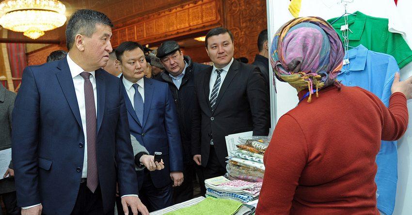 Текстильная ишвейная промышленность Кыргызстана в 2016-ом