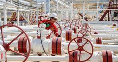 «Лукойл» досрочно запустил газовый комплекс в Узбекистане