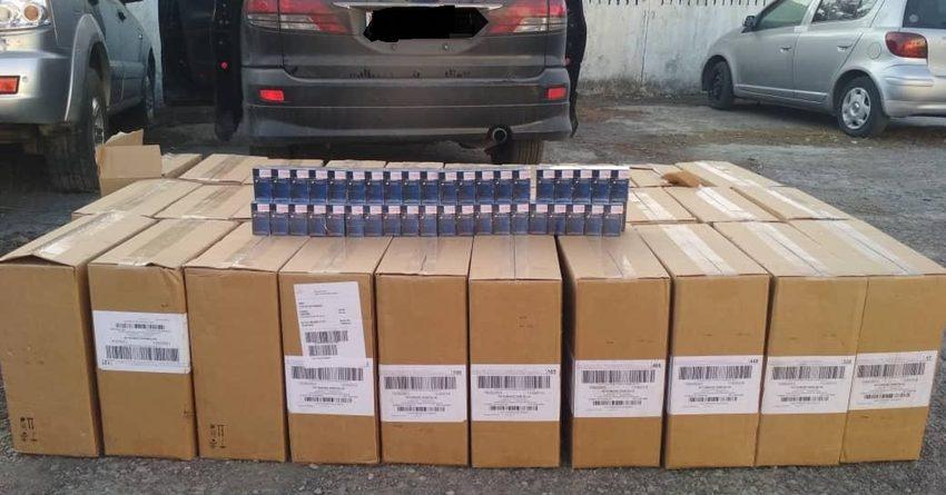 ГТС задержала контрабанду на сумму больше 1 млн сомов