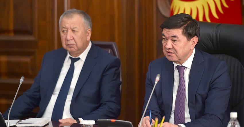 Абылгазиев: Я прошу граждан уменьшить посещение ресторанов и других развлекательных заведений