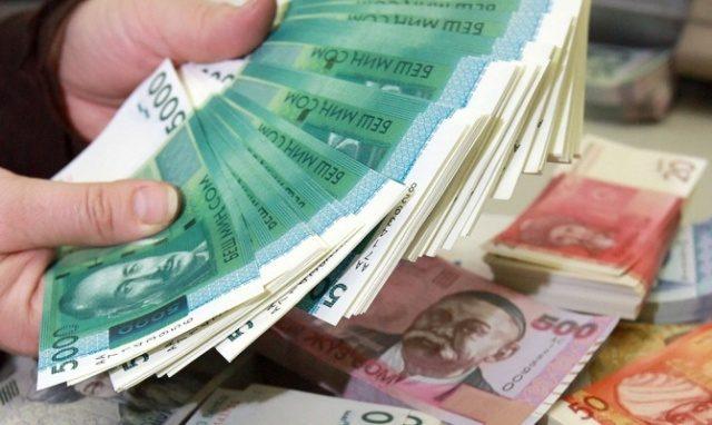 Кредитный портфель комбанков достиг 159.4 млрд сомов