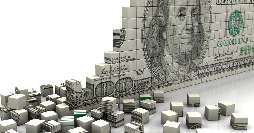 Среди стран ЕАЭС сильнейшее падение доллара США зафиксировано в Кыргызстане