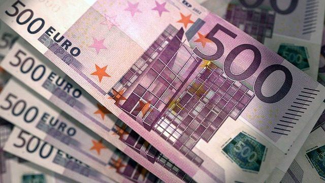 В ЕС прекратили выпуск банкнот €500