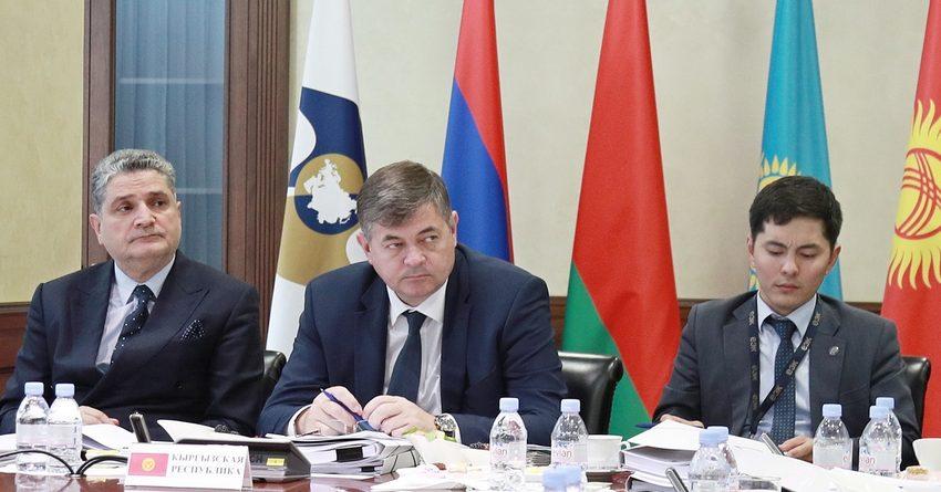 ЕЭК устранит три ограничения на внутреннем рынке ЕАЭС