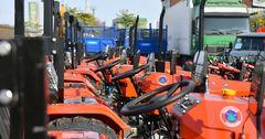 Начали работать торговые точки по продаже запчастей для сельхозтехники